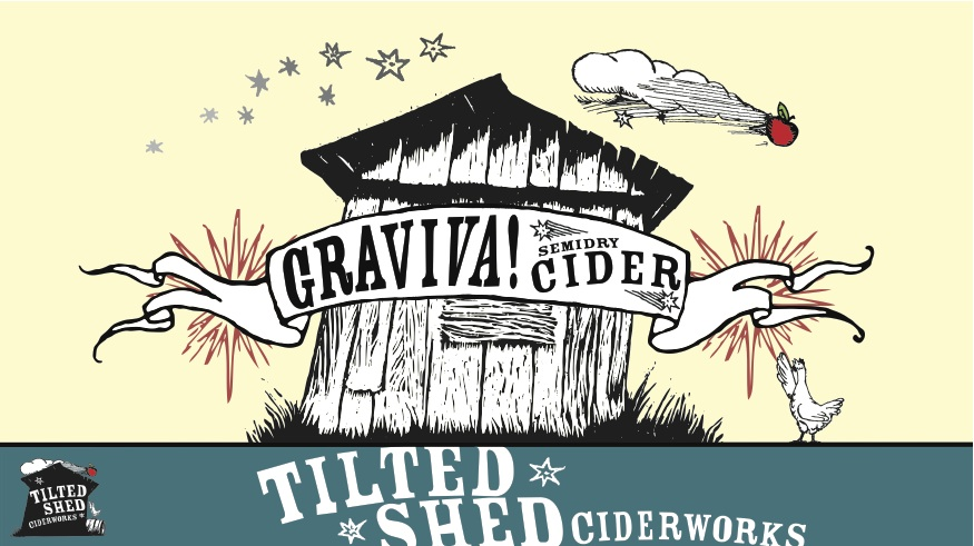 Graviva! label5-13X