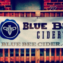 Blue Bee Cider. An Urban Cidery in Richmond.