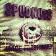 Spudnuts! Made Fresh Daily