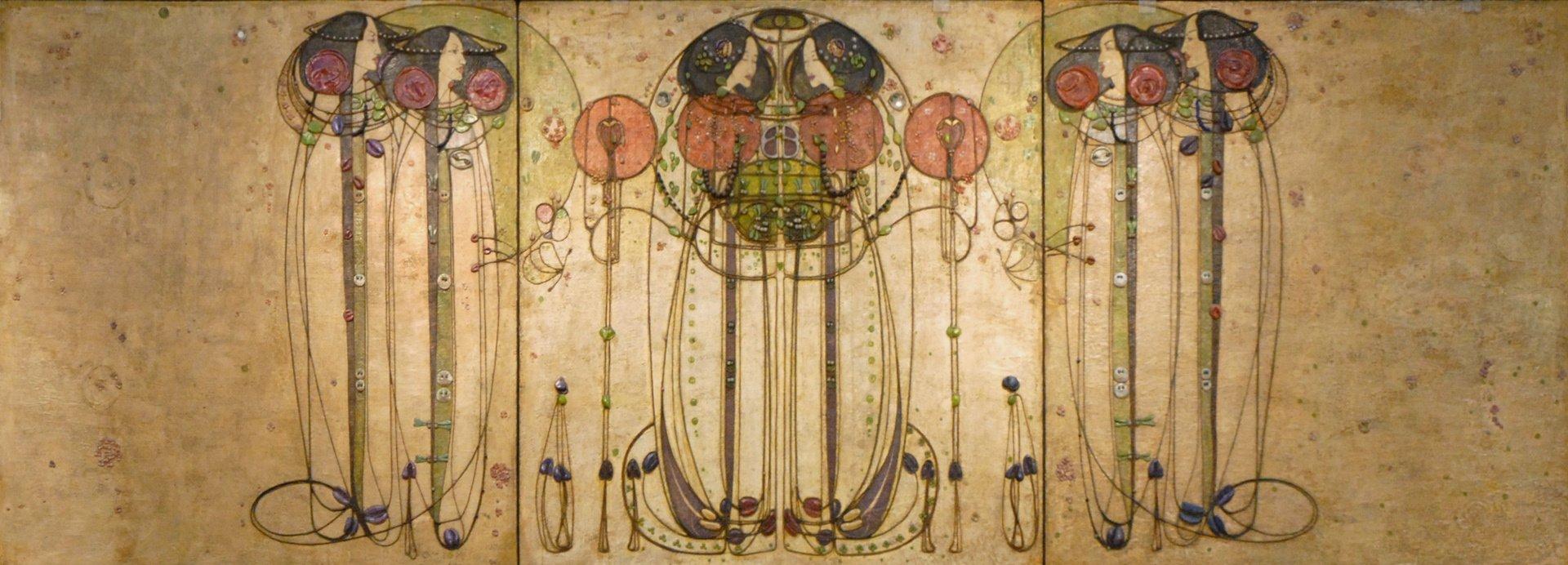The Wassail (Charles Rennie Mackintosh)
