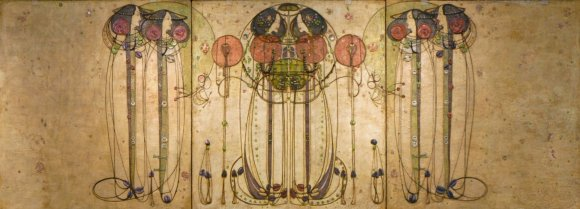 The Wassail (Charles Rennie Mackintosh)