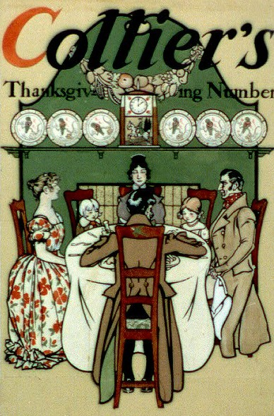Colliers Thanksgiving Cover 1901